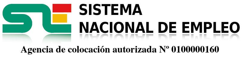 SEPE agencia de colocación nº 0100000160